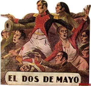 1927-El-dos-de-mayo-Jose-Buchs-Troquelado